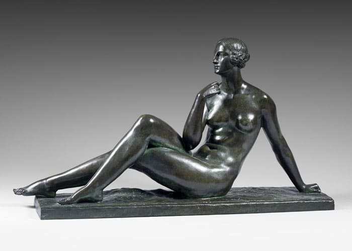 Sculpture bronze